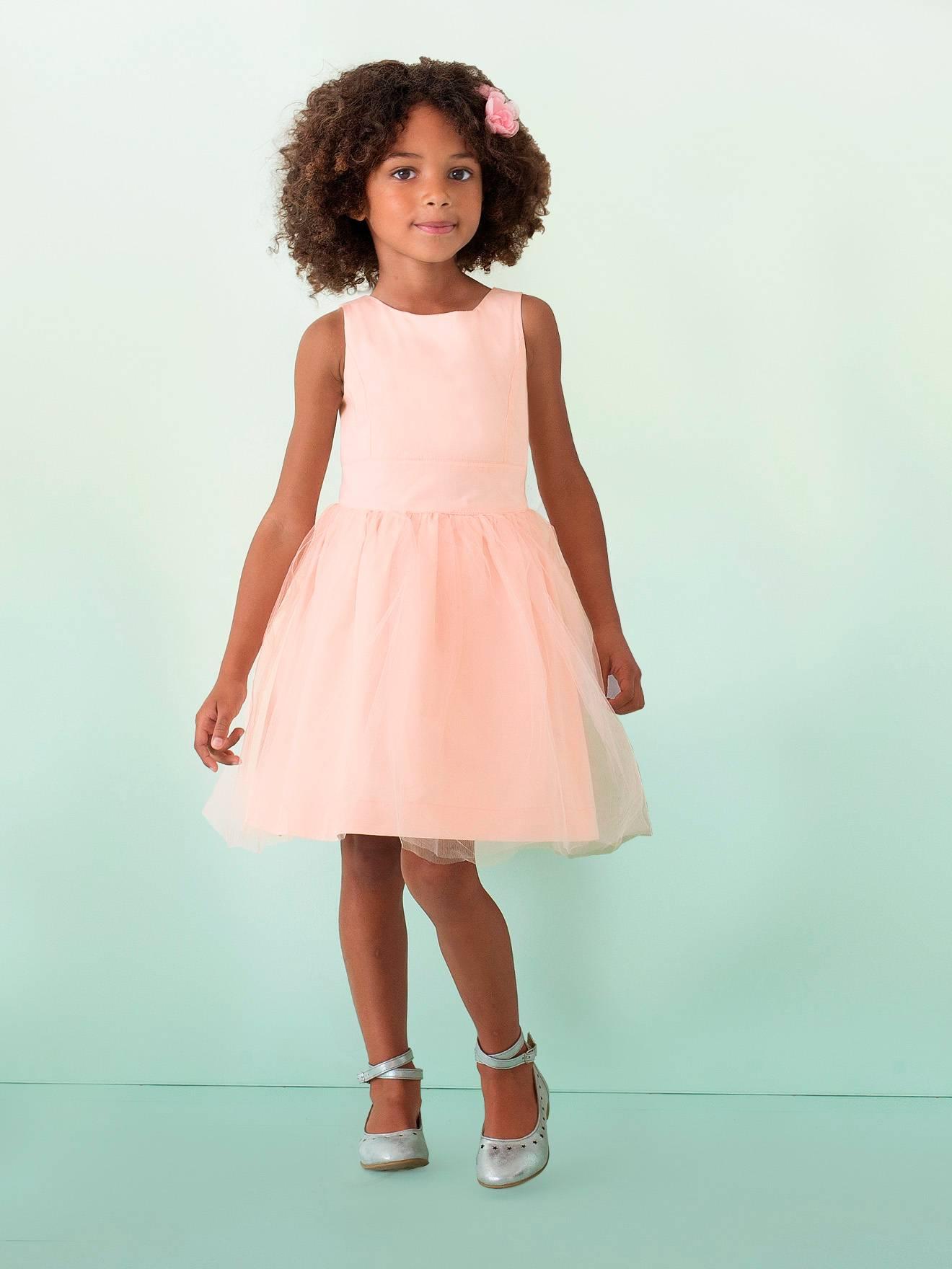 vertbaudet mekko jossa tyllihame keltainen lapset. Black Bedroom Furniture Sets. Home Design Ideas