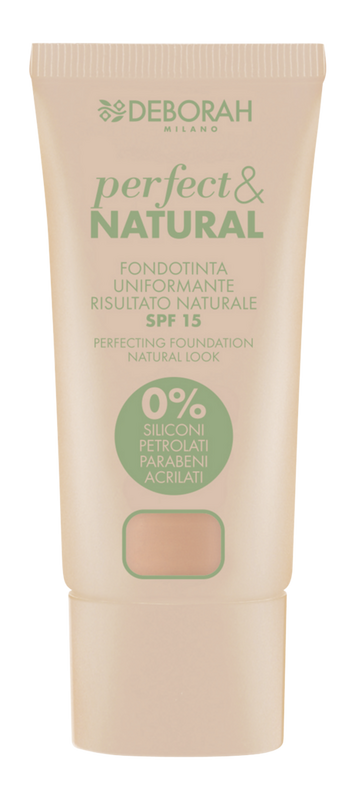 Perfect & Natural Foundation 30 ml