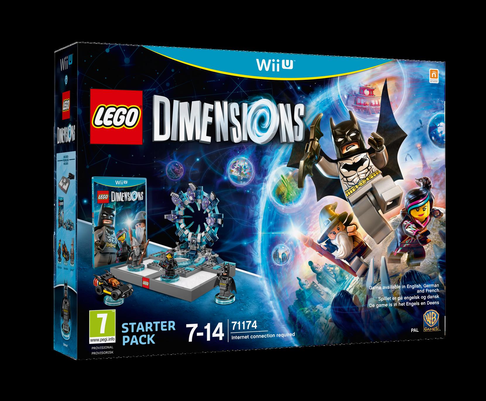 Lego Dimensions -aloituspakkaus
