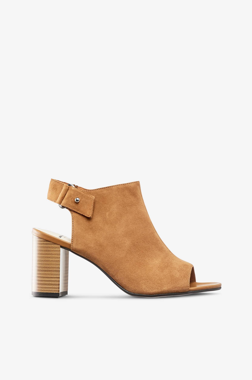Beatriz-sandaletit mokkaa