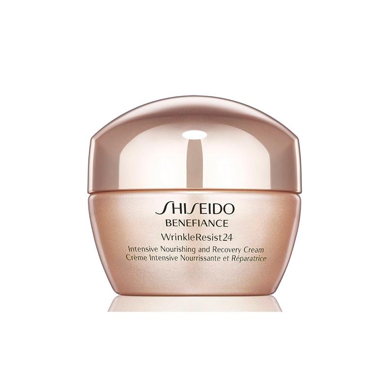 Wr24 Int. Nou. & Recovery C. Shiseido Dagcreme til Kvinder i