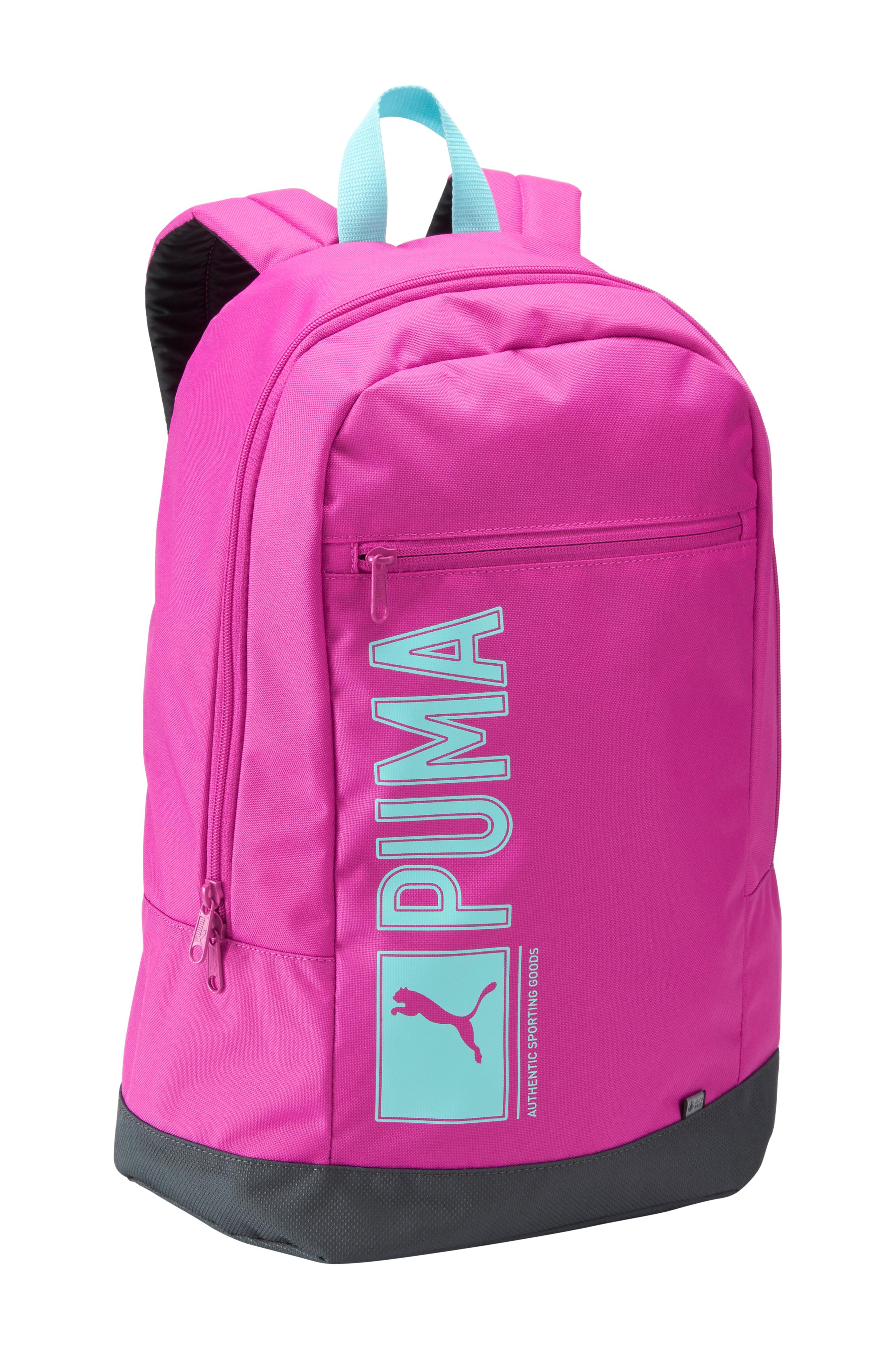 uusi tuote säästää jopa 80% paras online Puma Pioneer Backpack -reppu - Liila - Naiset - Ellos.fi