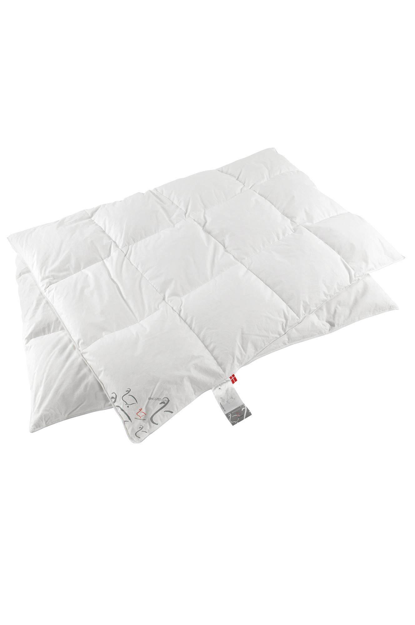Untuvapeitto kapeaan sänkyyn, lämmin, 150x210 cm