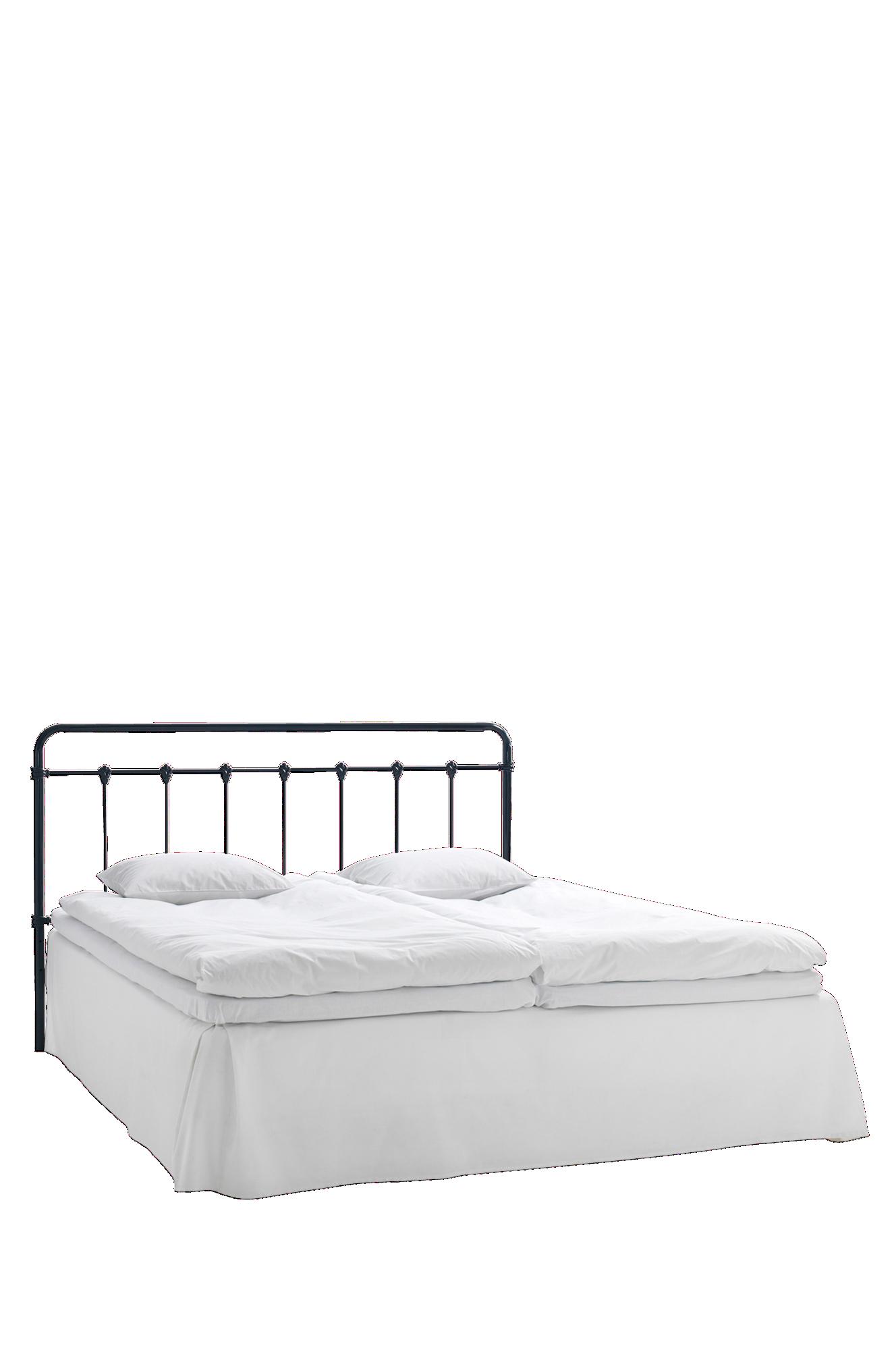 Industriell-sängynpääty 180 cm