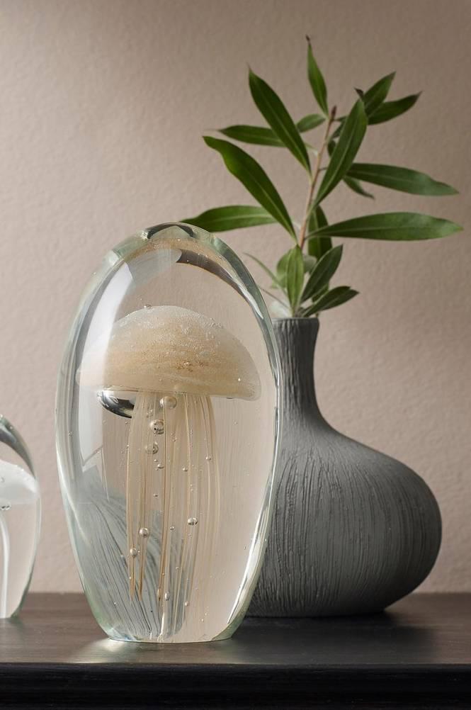 Glasmanet höjd 16 cm