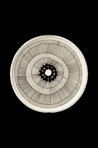 Oiva/Siirtolapuutarha lautanen Ø 25 cm