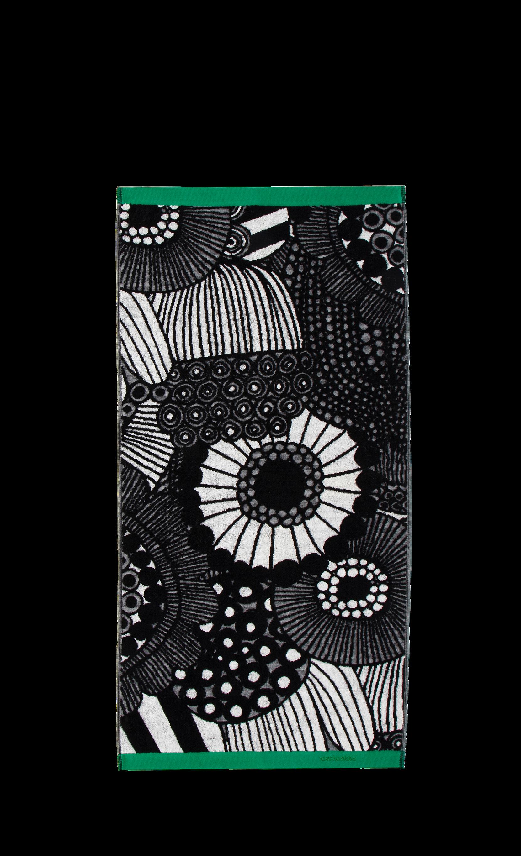 Håndklæde Siirtolapuutarha, 50x100 cm Marimekko Badeværelsestekstiler til Boligen i