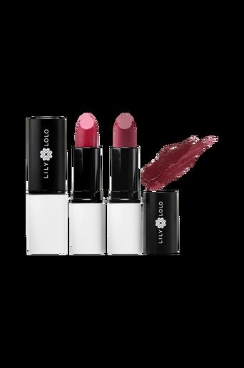 Natural Lipstick -huulipuna Lily Lolo