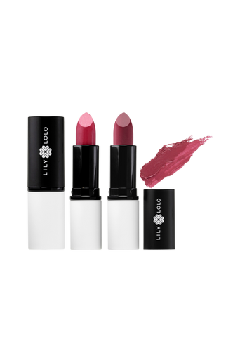 Natural Lipstick huulipuna Lily Lolo