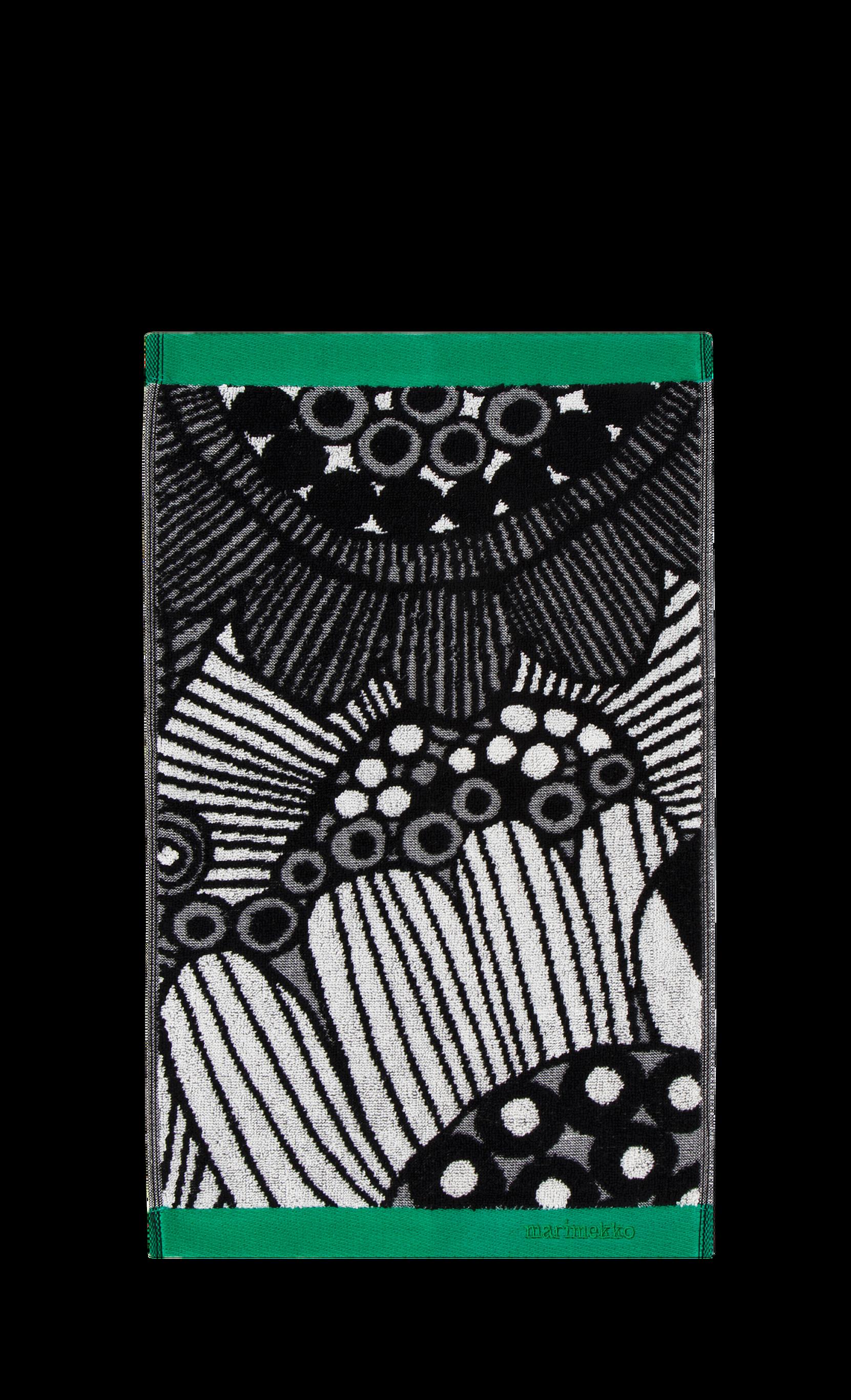 Siirtolapuutarha-pyyhe, 30x50 cm