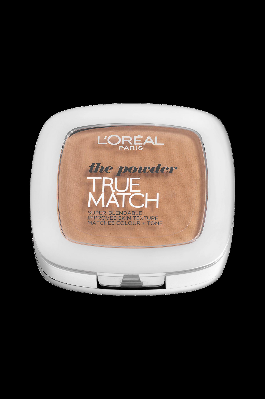 True Match Compact Powder L'Oréal Paris Ansigt til Kvinder i Rose Beige c3