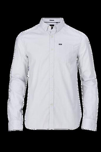 Boston Button Down L/S Shirt -kauluspaita