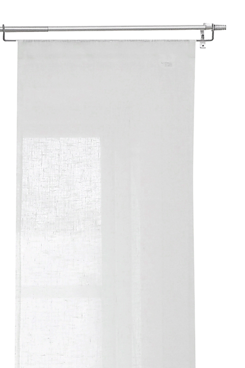 Panellängder i linvoile, bredd 45 cm, 2-pack