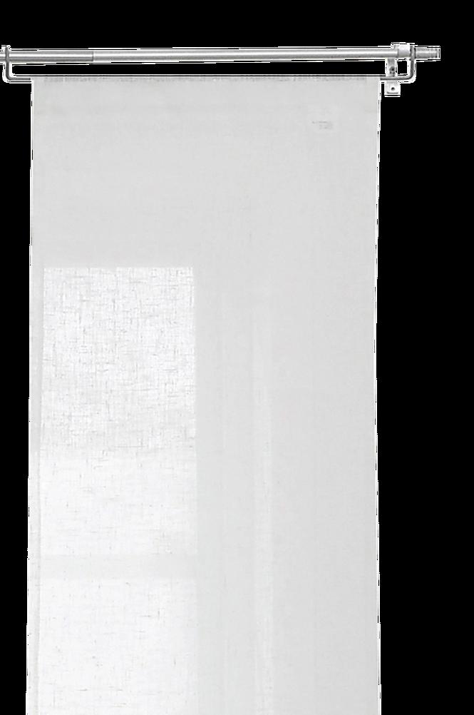 Panellängder i linvoile bredd 45 cm 2-pack