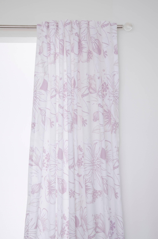 Blomma-sivuverho