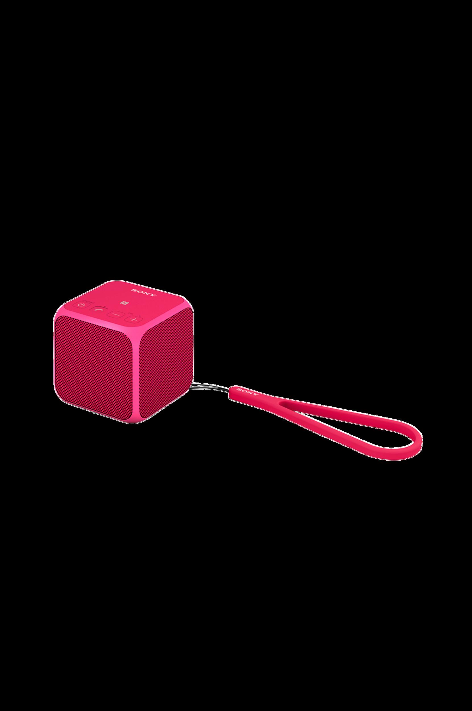 Kannettava kaiutin, roosa SRSX11P.CE7