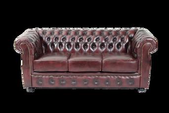 Sohva Chesterfield 3:n istuttava, London Liverpool