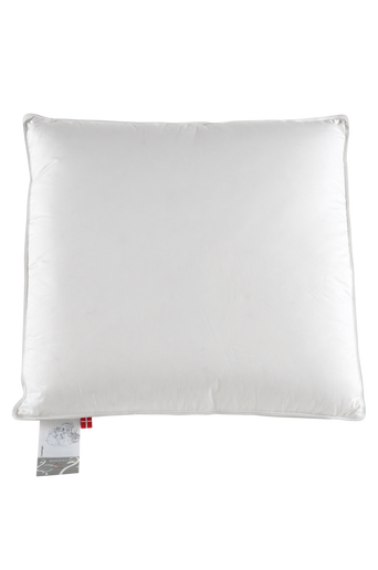 Ylellinen untuvatyyny, matala, 50x60 cm