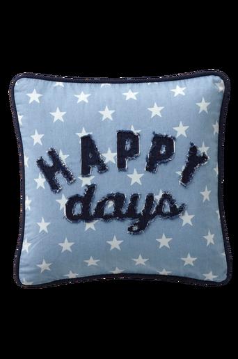 Denim Star -tyynynpäällinen