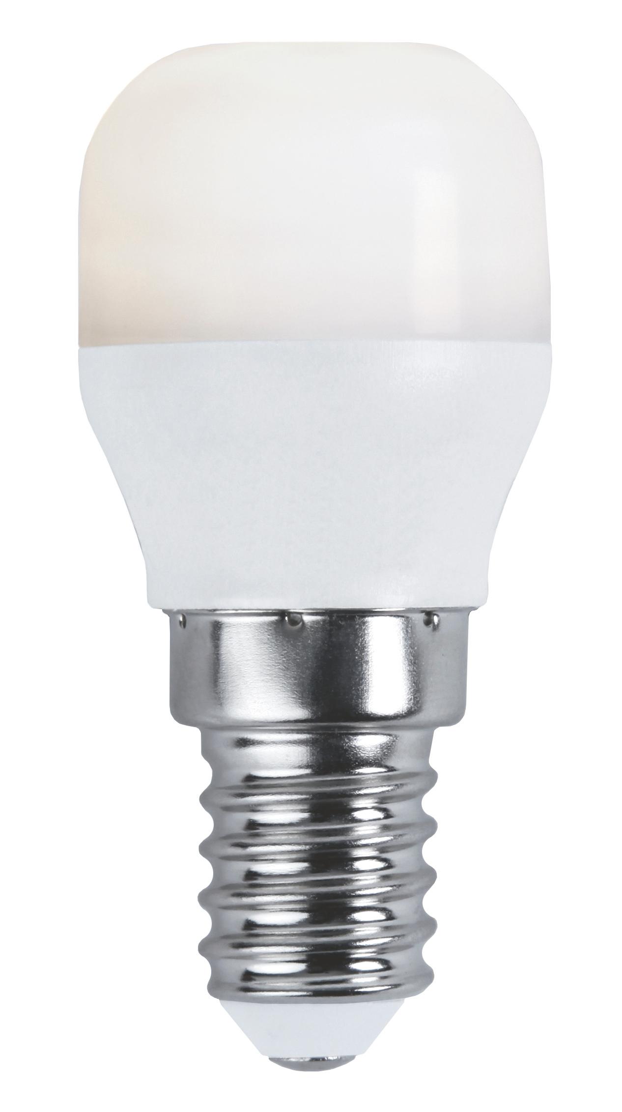 Elpære Promo LED Opal E14 Star Trading Lyskilder til Boligen i Hvid