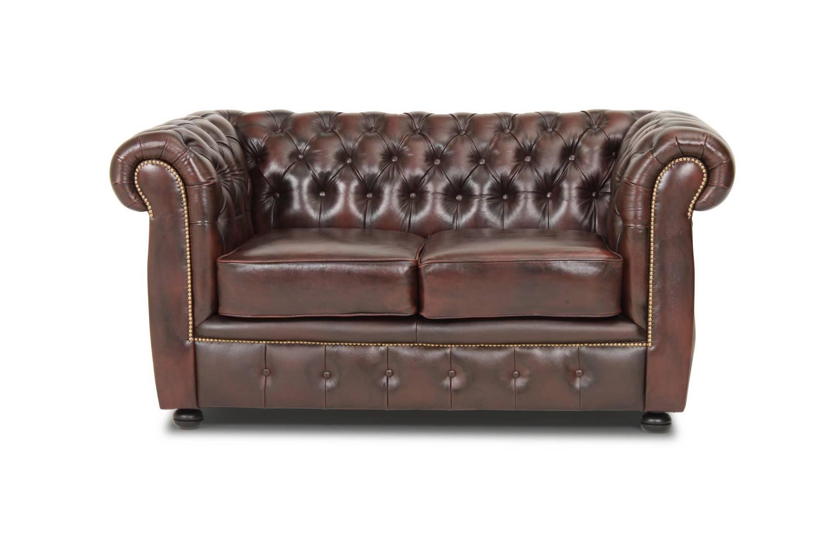 Chesterfield London -sohva, 2:n istuttava