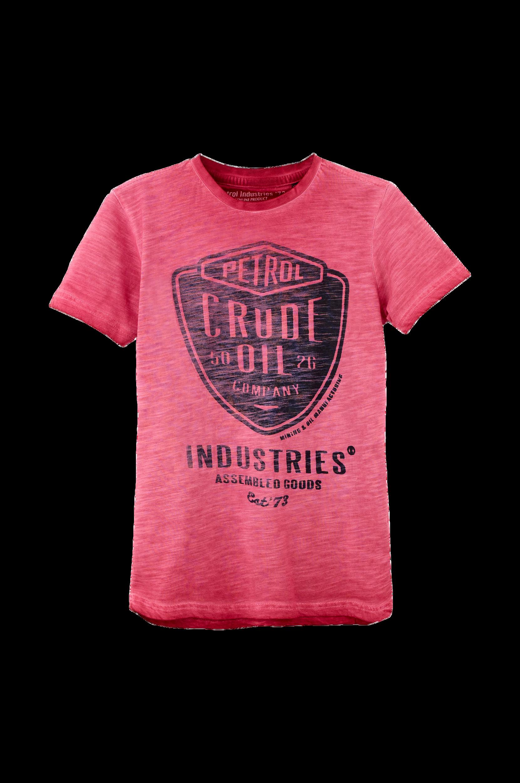 T-paita, jossa pesty look ja painatus