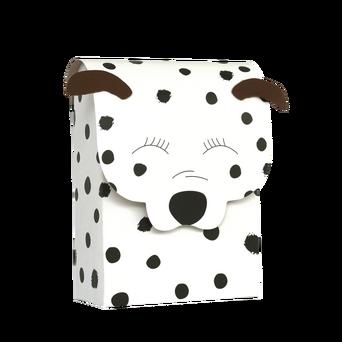 Hugo M säilytyslaatikko/lahjapakkaus