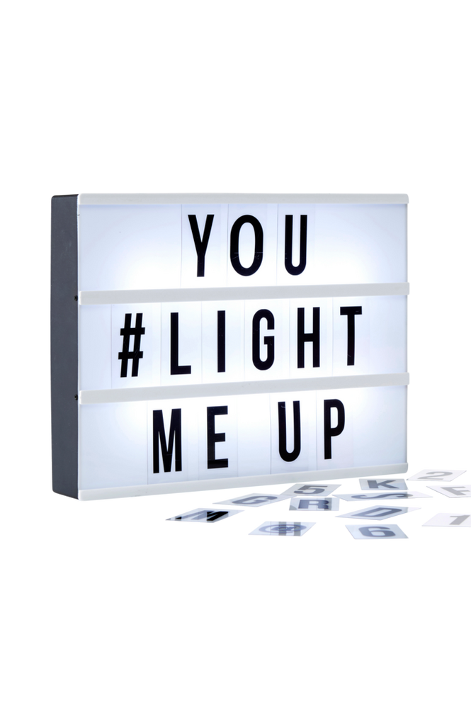 Lightbox A4