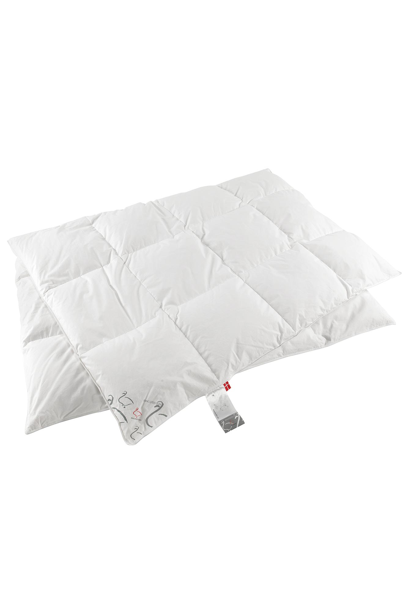 Untuvapeitto kapeaan sänkyyn, keskikokoinen, 150x210 cm