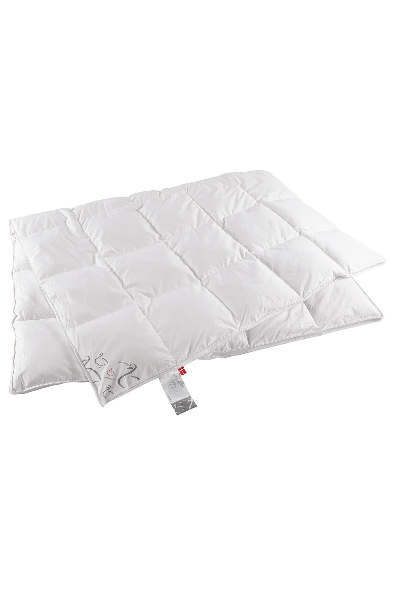 Ylellinen untuvapeitto kapeaan sänkyyn, Medium, 150x210 cm