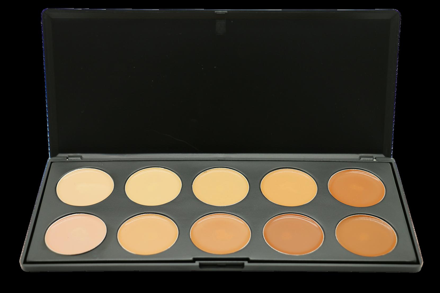 10 Color Concealer Palette 20 g