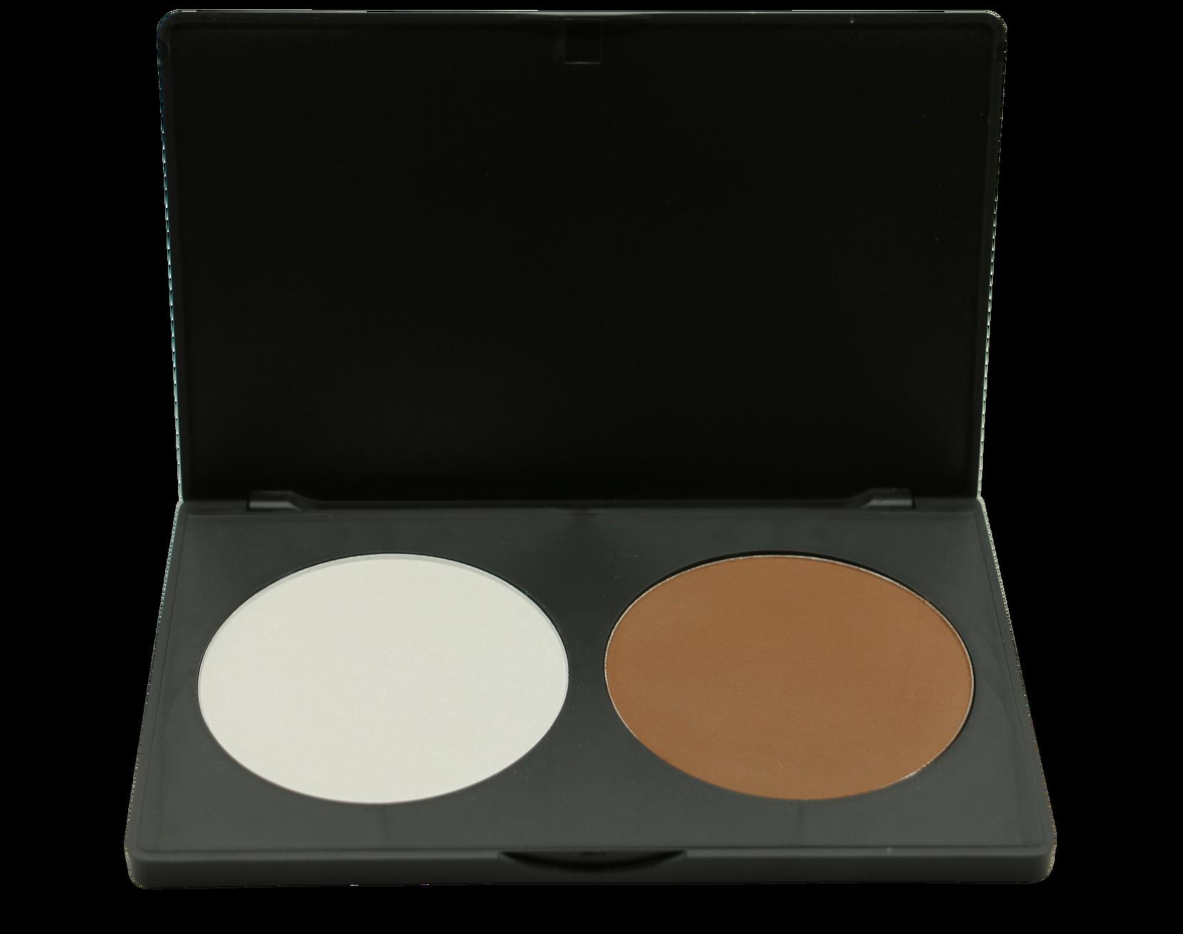 2 Color Contour Powder, 28 g