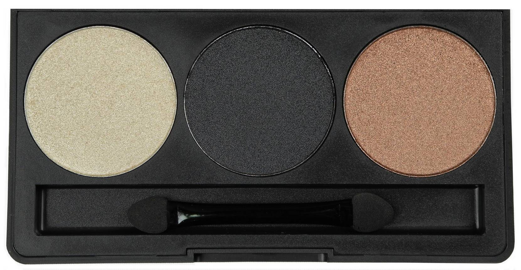 3 Color Smokey Eyeshadow Palette 9 g