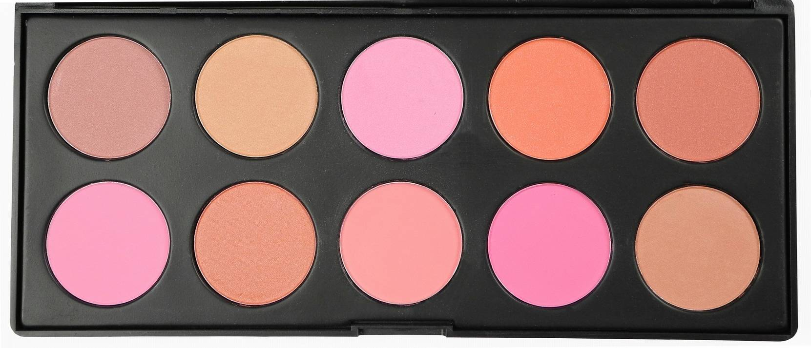 10 Color Blush Palette 67 g