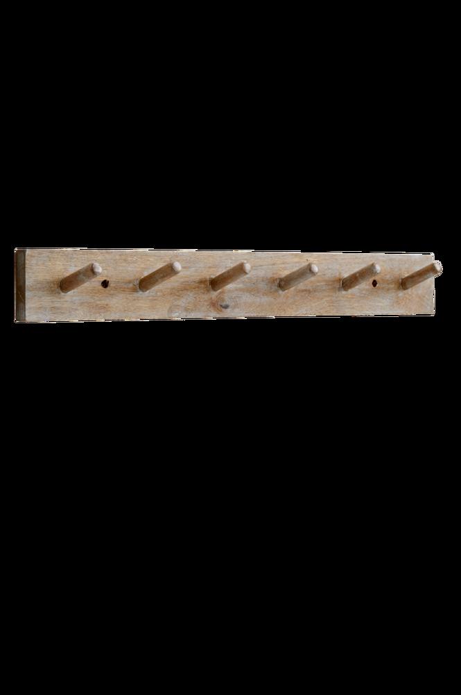 Kroklist Lanta 6 krokar 60 cm