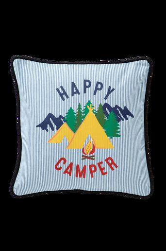 Happy Camper -tyynynpäällinen