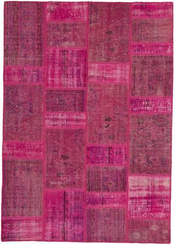 Patchwork-matto, 166x234 cm