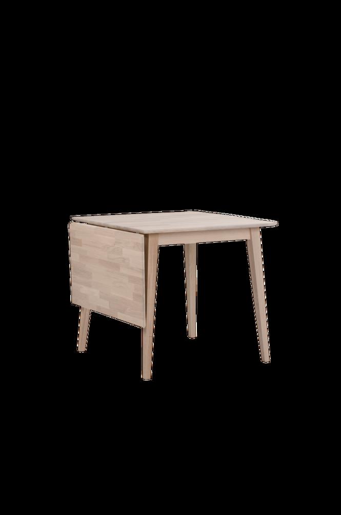 Matbord Filippa 80×80+45 cm