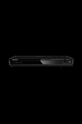 DVP-SR370-DVD-soitin USB-liitännällä