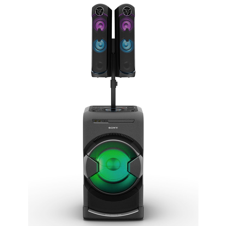 Tehokas äänentoistojärjestelmä, jossa Bluetooth