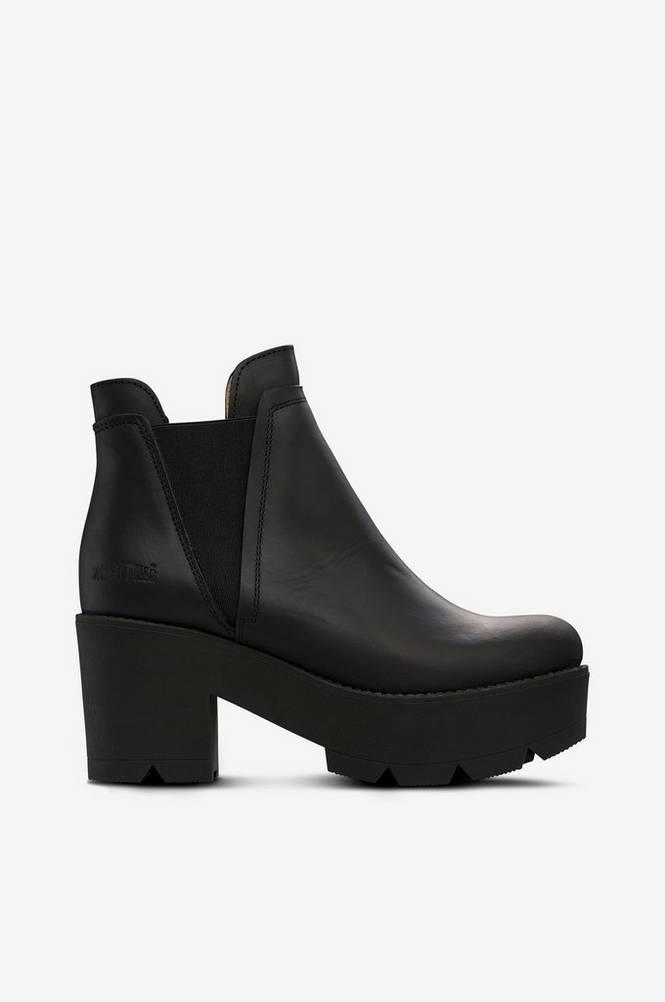 Johnny Bulls Chelsea-boots med plateausål