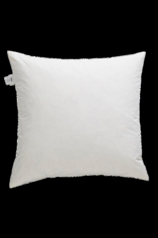 Innerkudde med fjäderfyllning 60×60 cm