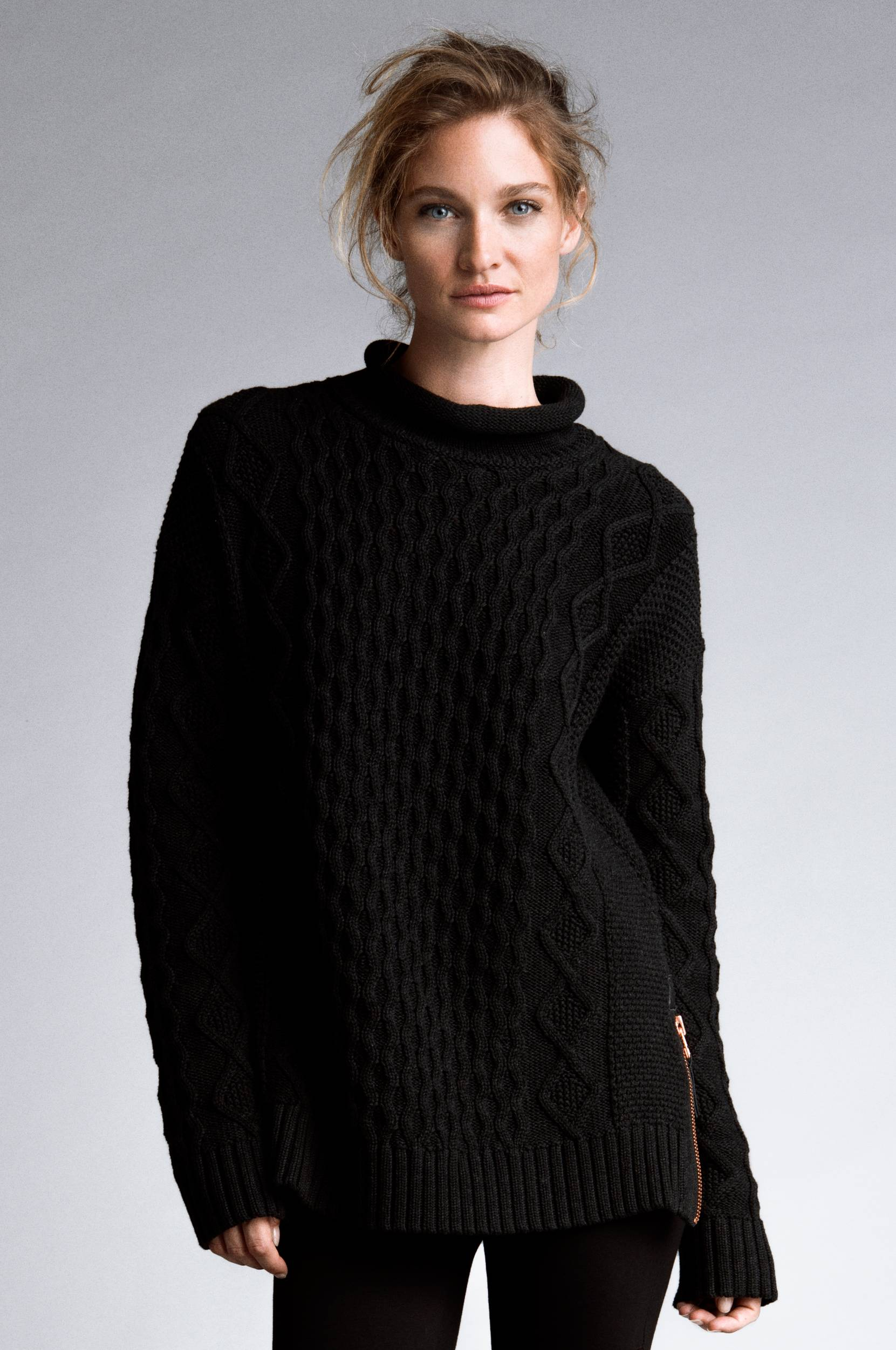 The Handknitted Sweater