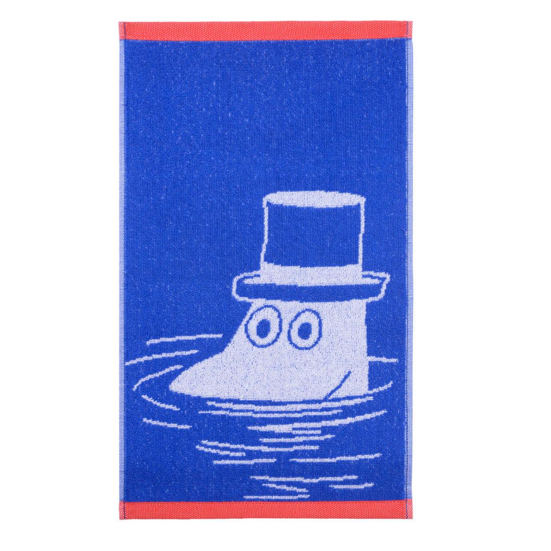 Håndklæde Mumifar – 30x50 cm Finlayson Frotté til børn til Børn i Blå