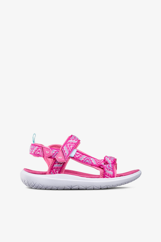 Sandal Ystad Leaf Sandaler & sandaler med hæl til Kvinder i Rosa