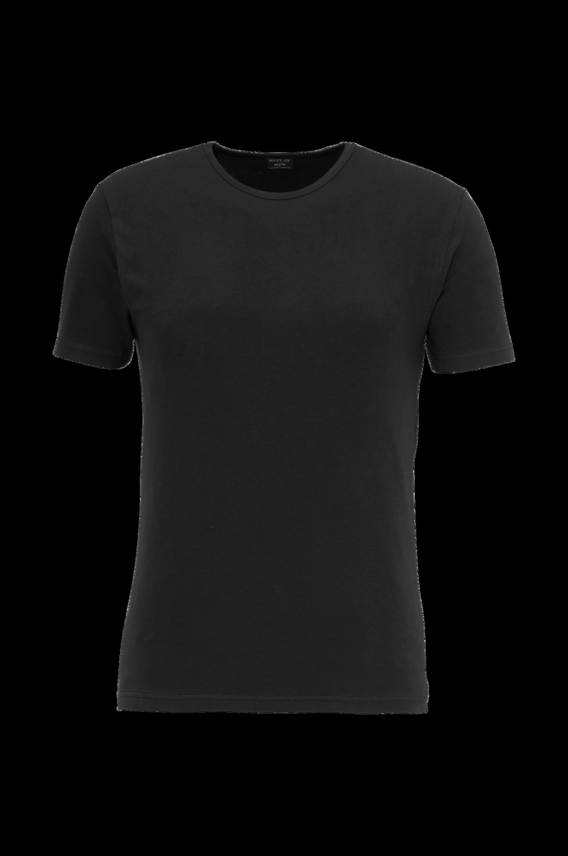 T-shirt med rund hals, slim fit Replay Undertøj til Mænd i Sort
