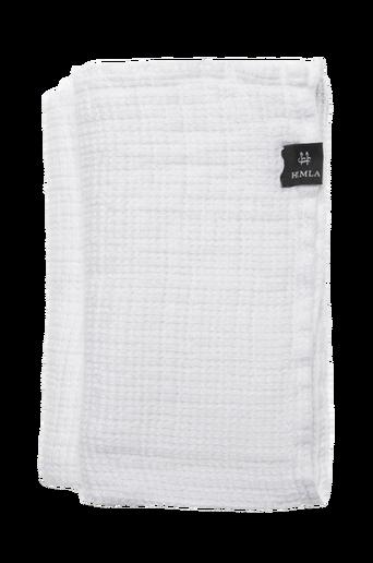 Fresh Laundry vohvelipyyhe pellavaa 100x150 cm