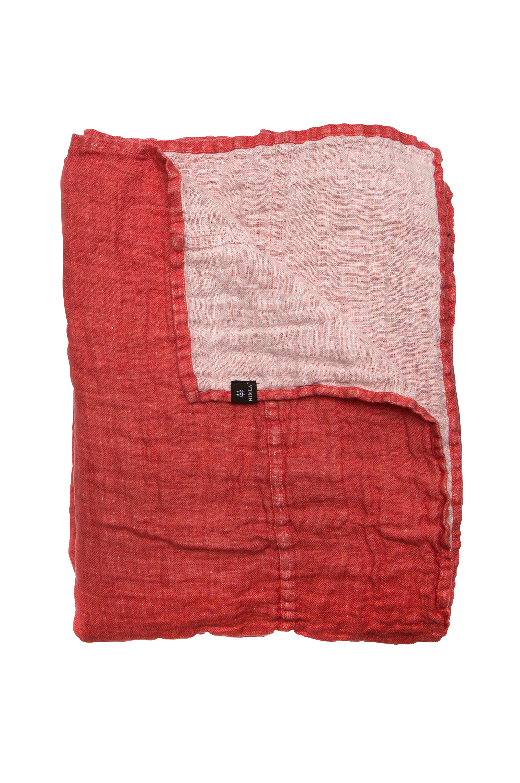 Hannelin-päiväpeite pellavaa 260x260 cm