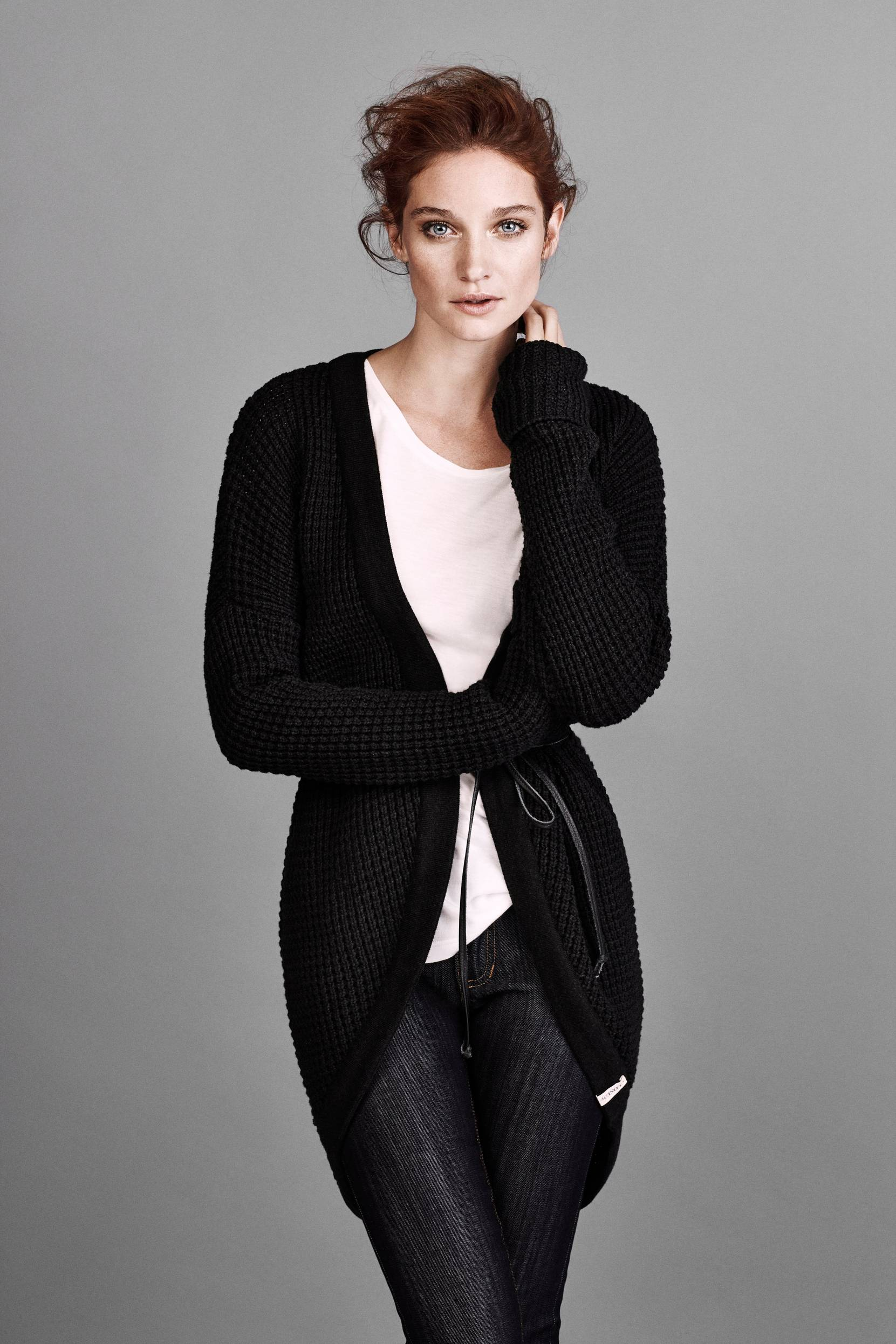 The Heavy Knitted Cardi