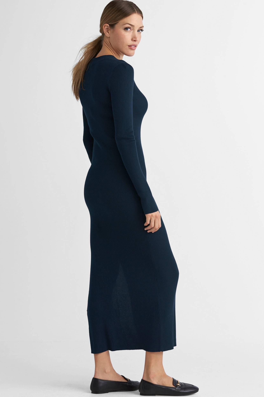 Amos Knit Dress -maksimekko